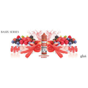 GLAS BASIX SERIES - STRAWBERRY GUMMY