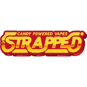 STRAPPED -STRAWBERRY SOUR BELTS