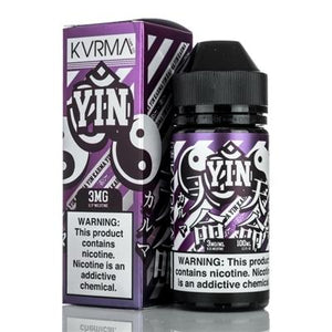 YIN BY SUGOI VAPOR 100ML