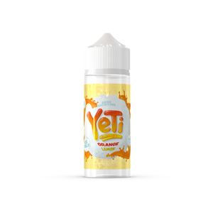 YETI ICE COLD - ORANGE & LEMON 100ML