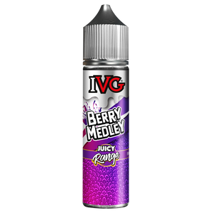 IVG Juicy Range - Berry Medley 50mL