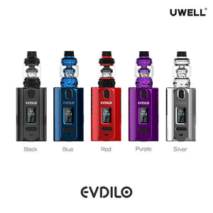 UWELL EVDILO KIT WITH VALYRIAN 2 SUB-OHM TANK