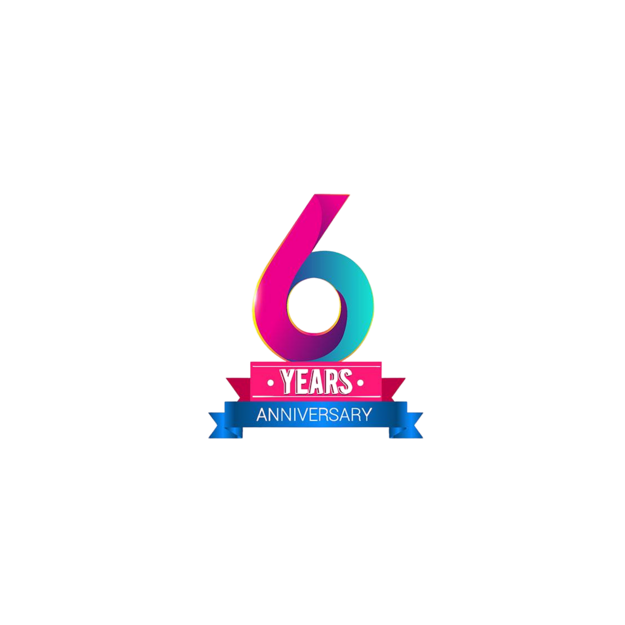 We Turned 6 Years Old Today!