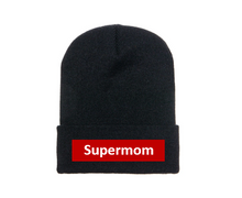 Load image into Gallery viewer, Supermom Beanie