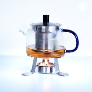 SAMADOYA Teatpot & Warmer | 470ml - The Tea Thief