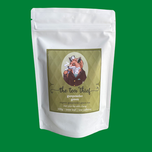 Gunpowder Green | Start your day with a bang - The Tea Thief