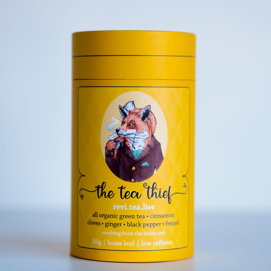 Revi.tea.lise | Soothing from the inside out - The Tea Thief