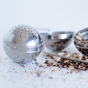 Stainless Steel Ball Infusers - The Tea Thief