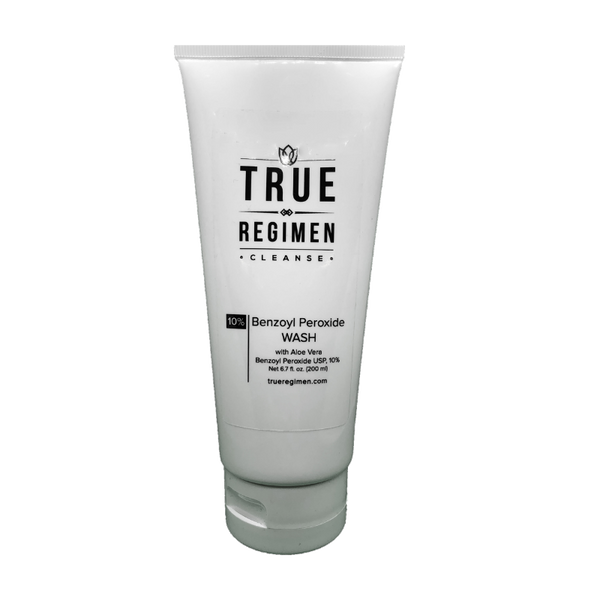 True Regimen Benzoyl Peroxide Wash 6.7oz