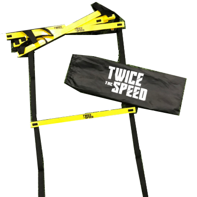TTS Speed & Agility Quick Train Ladder (Instant Access To Agility Training Included) - Twice The Speed