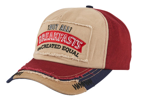 BR - Cap, Not All Breakfast Are Created Equal
