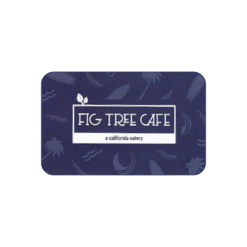 Fig Tree Cafe Gift Card