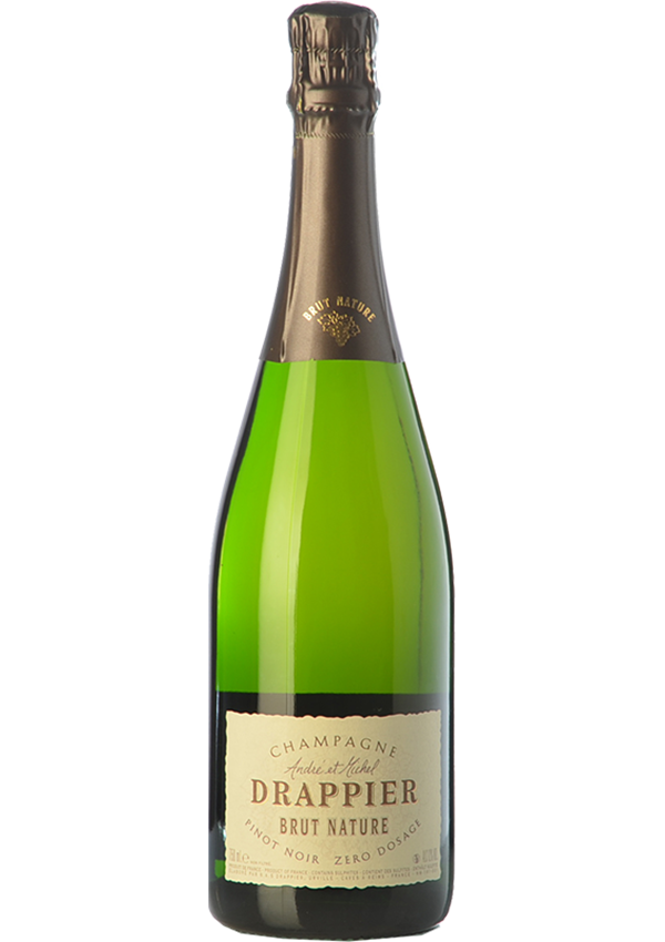 Drappier Brut Nature-Zéro Dosage 750ml