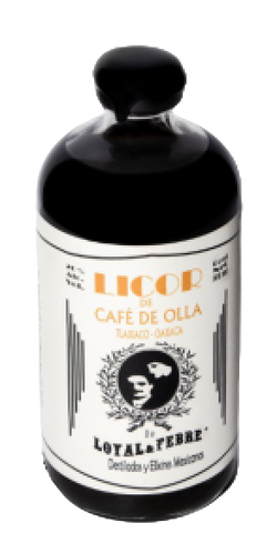 Licor de Cafe de Olla
