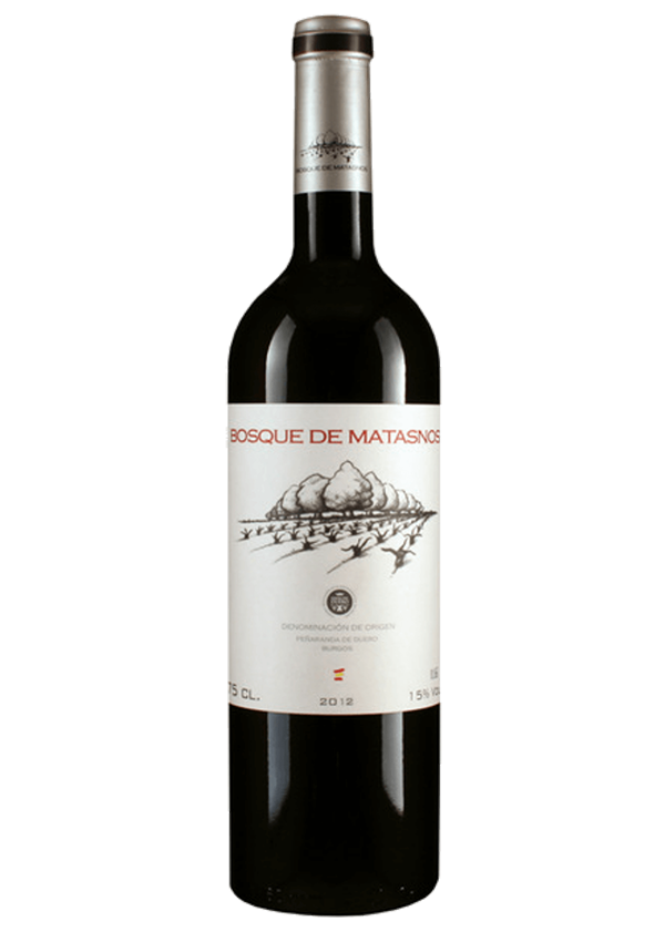 Bosques de Matasnos Crianza 750ml