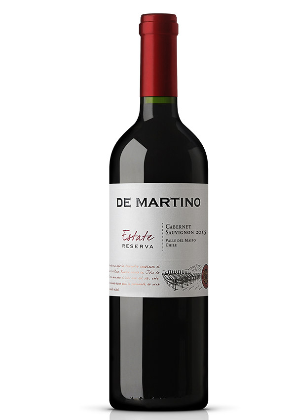 De Martino Estate Cabernet Sauvignon 750ml