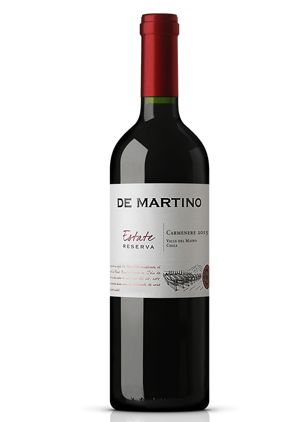 De Martino Estate Carmenere 750ml