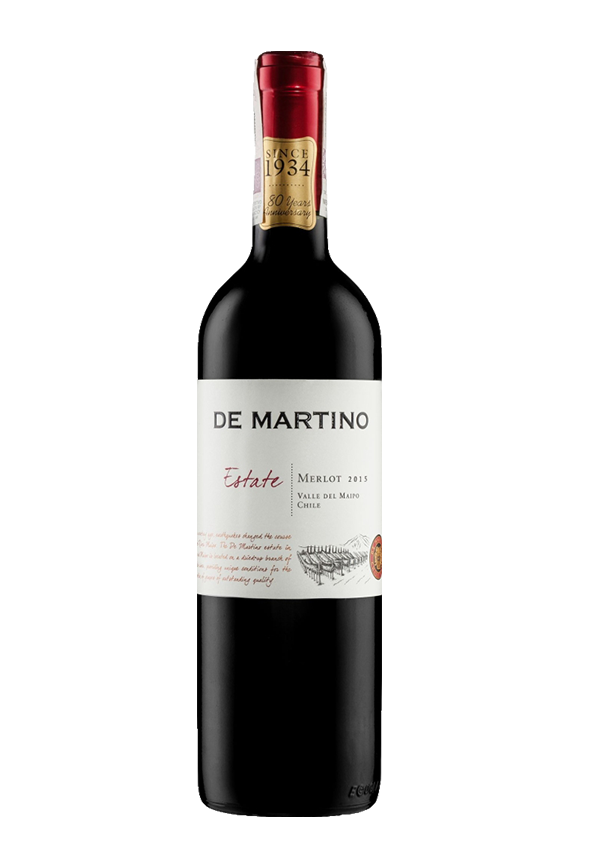De Martino Estate Merlot 750ml