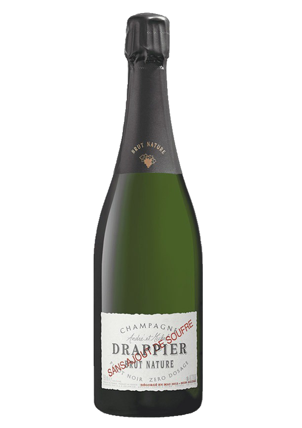 Drappier Brut Nature Cuvée (sin sulfitos) 750ml