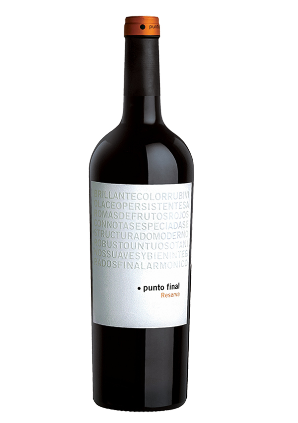 Punto Final Malbec Reserva 750ml