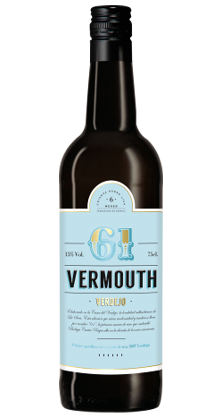 61 Vermouth Verdejo 750ml