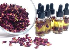 Organic Rose Facial Serum