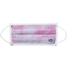 Easy Mask Pleated - Pink Tie Dye (3 Pack)