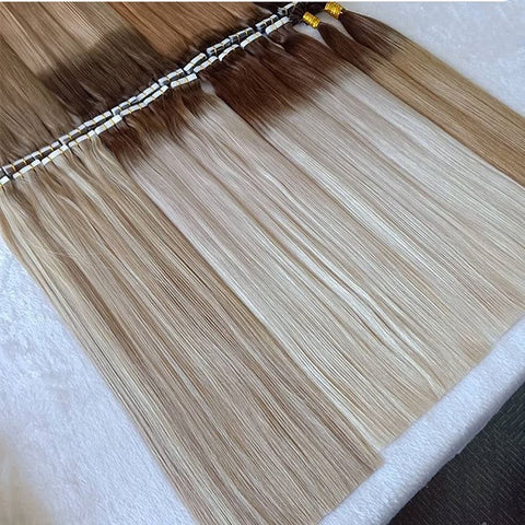 Rooted Tape Hair Extensions