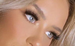 London 3D Mink Lashes - KmXtend Hair Extensions