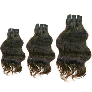Wavy Indian Hair Bundle Deal-KmXtend Hair Extensions