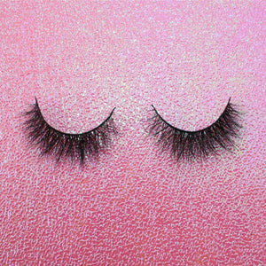 Chloe 3D Mink Lashes-KmXtend Hair Extensions