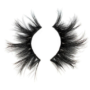 October 3D Mink Lashes 25mm-KmXtend Hair Extensions
