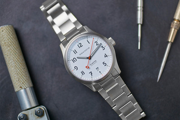 In The News: The Olmsted 38 Shortlisted For Best Everyday Watches On OT: The Podcast