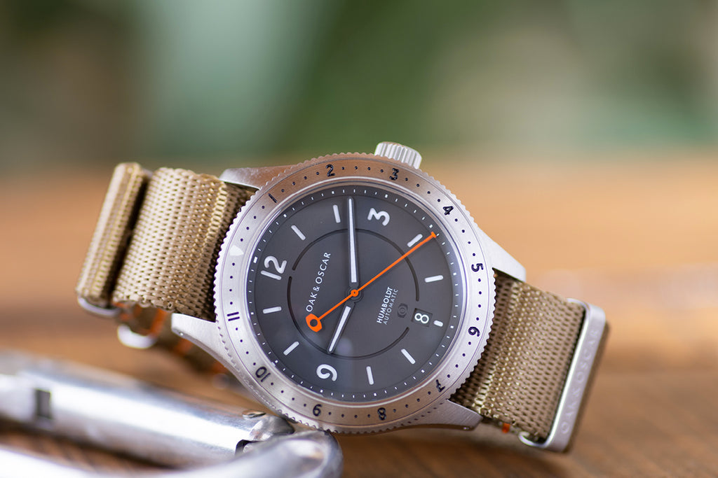 In The News: Gear Patrol Loves Our New Premium Nylon Straps