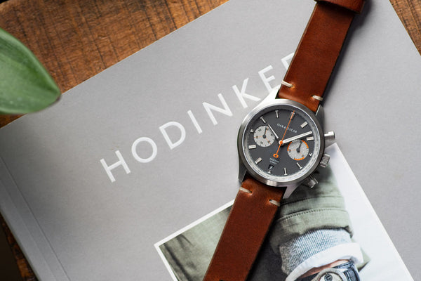 In the News: Gary Shteyngart Discusses Oak & Oscar on Hodinkee Radio