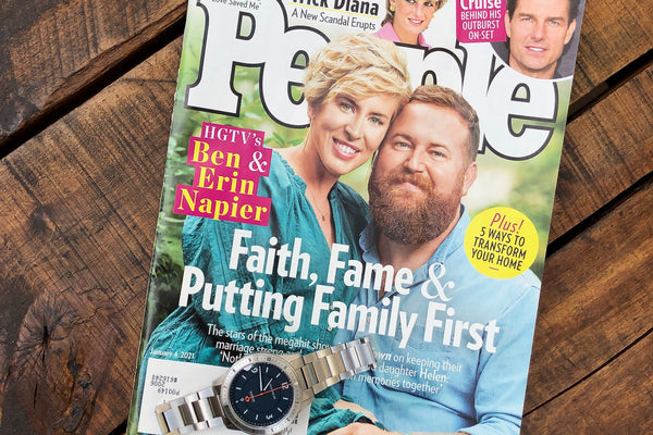 IN THE NEWS: Yes, Ben is wearing a Humboldt on the cover of People magazine