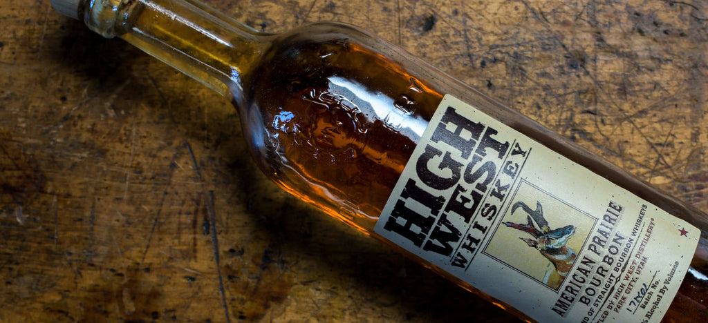Hey Bartender: High West American Prairie Bourbon