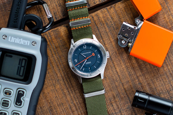 In the News: Gear Patrol & the American Renaissance of Watchmaking