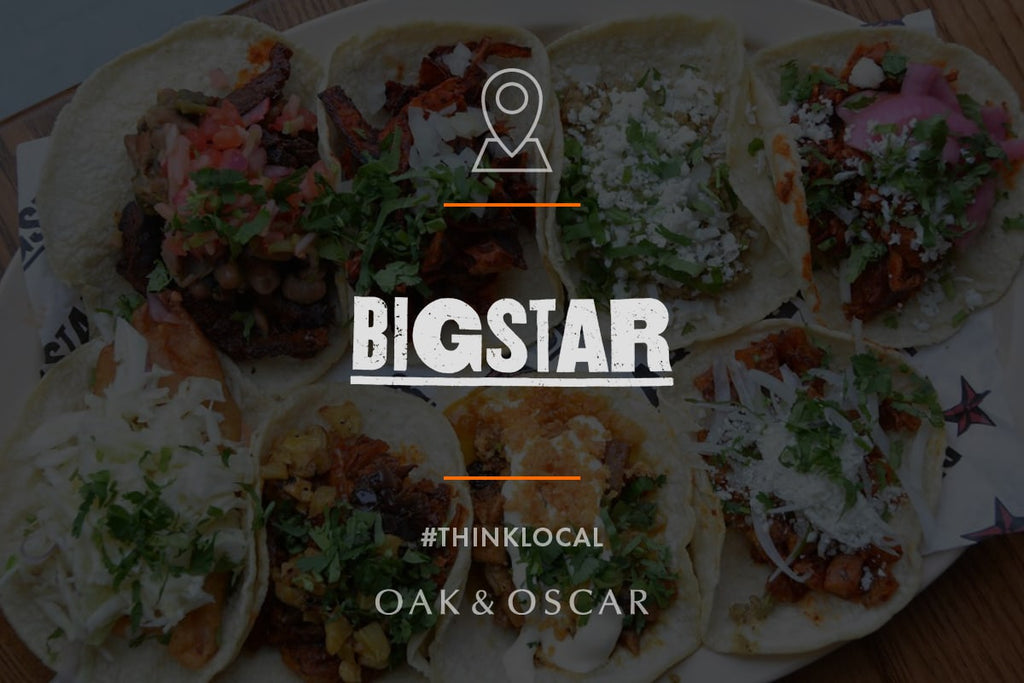 THINK LOCAL: BIG STAR