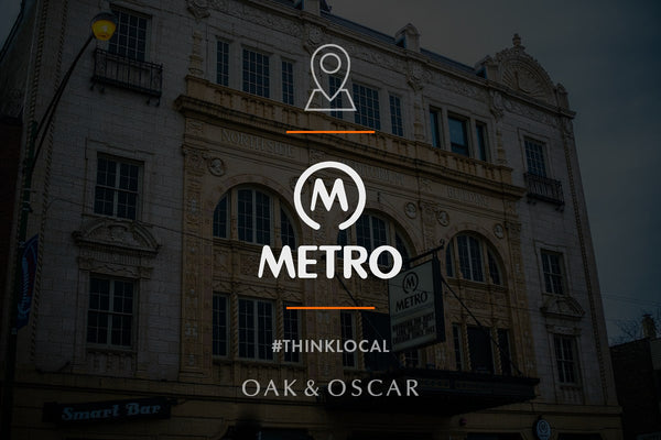 THINK LOCAL: THE METRO