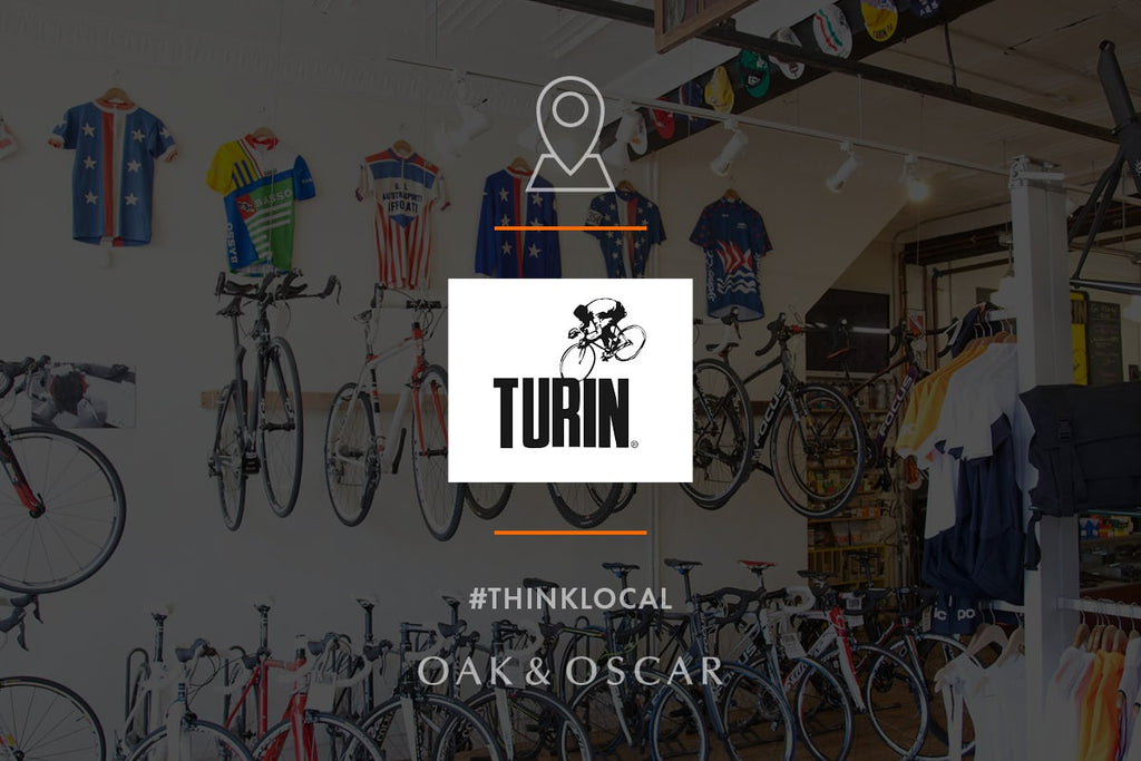 THINK LOCAL: TURIN BICYCLE