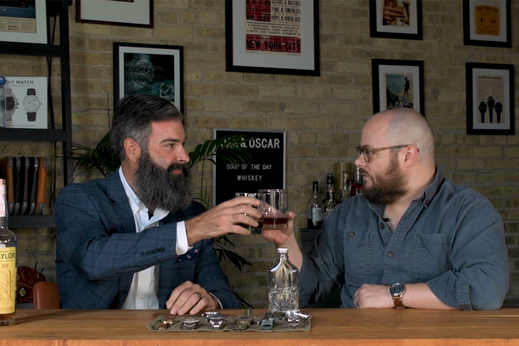 The Watch Table: Episode 11 @bearded_southern_gentleman