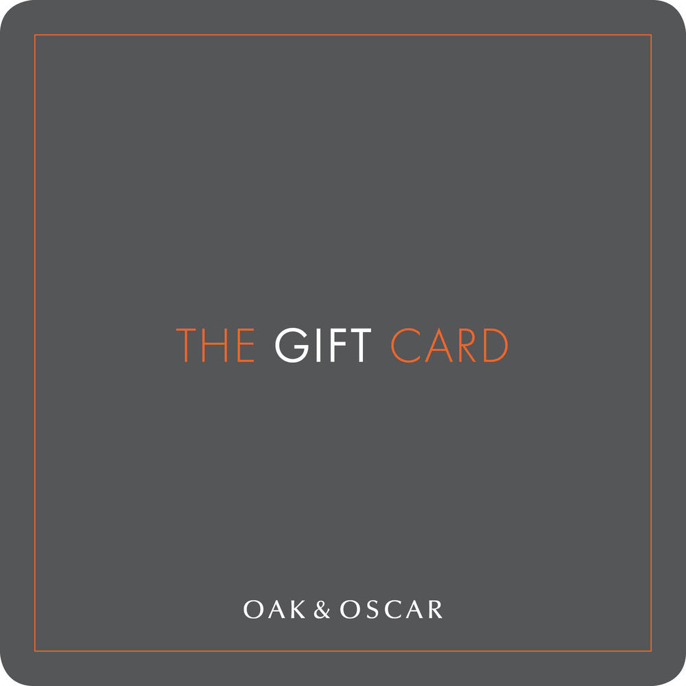 The Oak & Oscar Gift Card-Oak & Oscar