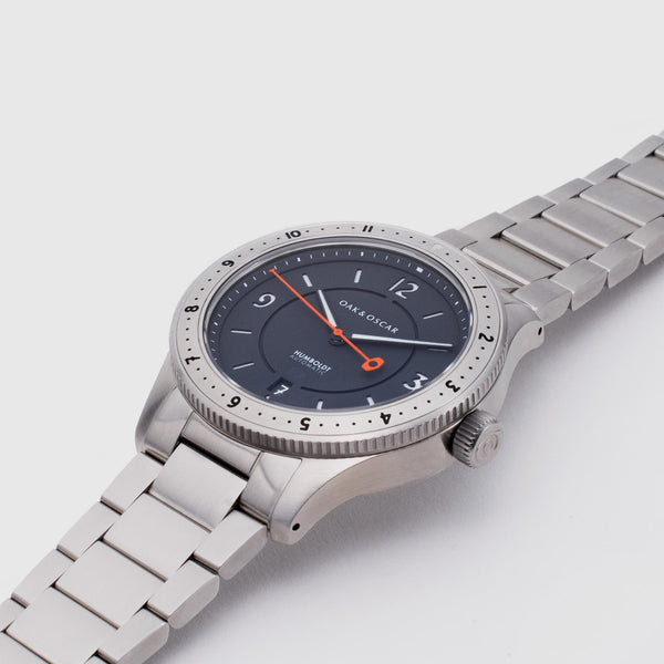 The Humboldt - Grey on Bracelet