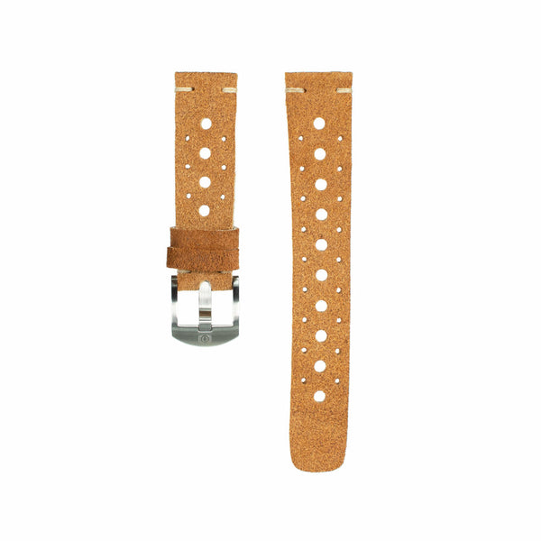Rough Out Leather Rally Strap - 20mm