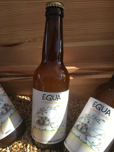 Egua Beer - The Easy Blonde