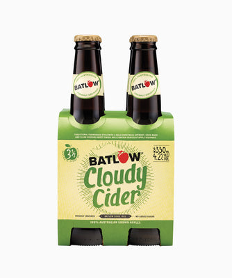 Batlow Cloudy Cider - Case (24 x 330mL)