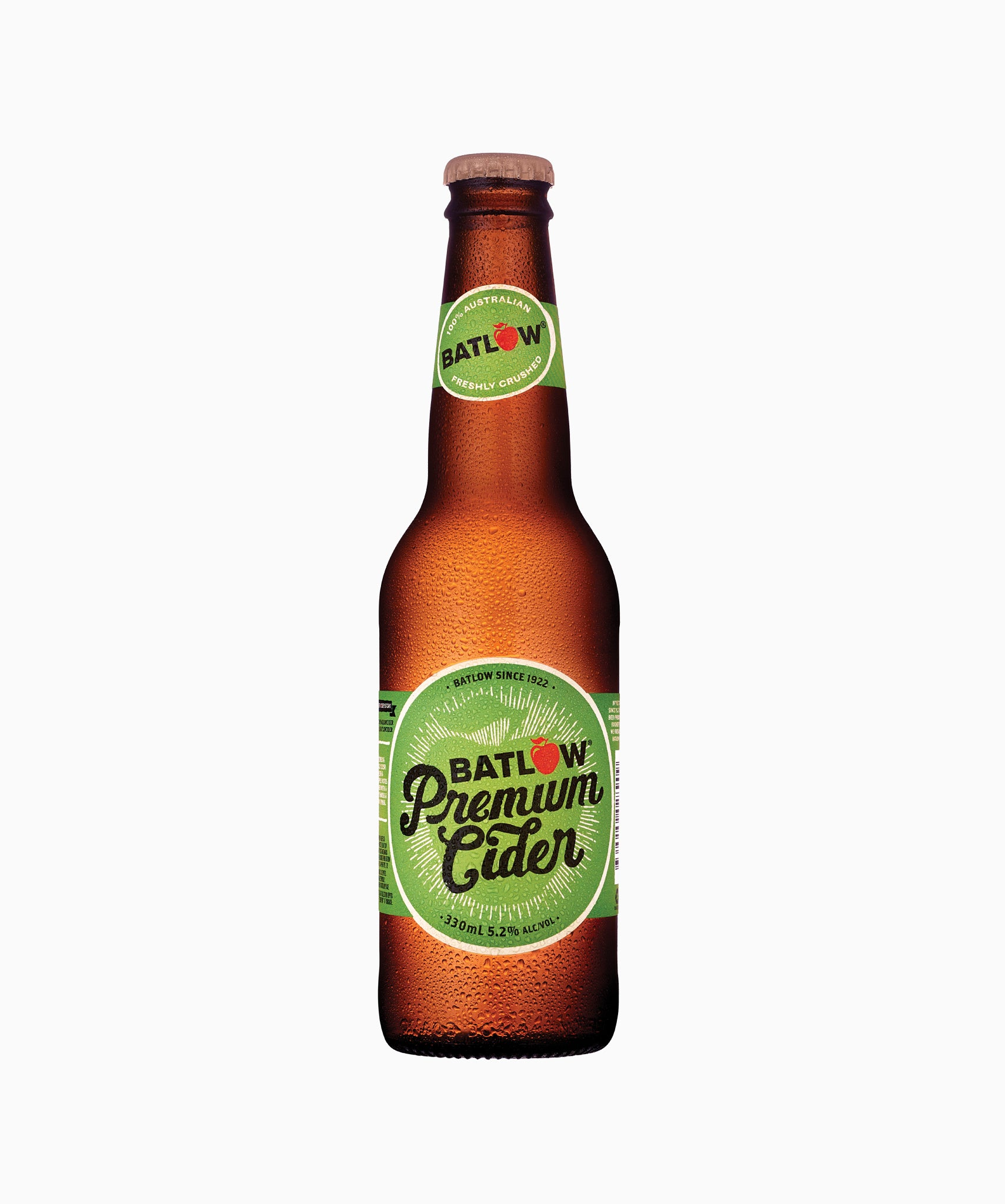 Batlow Premium Cider - Case (24 x 330mL)