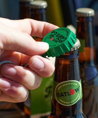 Batlow Key Ring and Bottle Opener