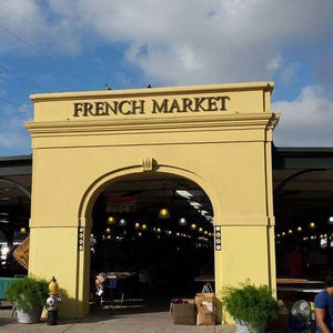 Soy Candles from the NOLA French Market